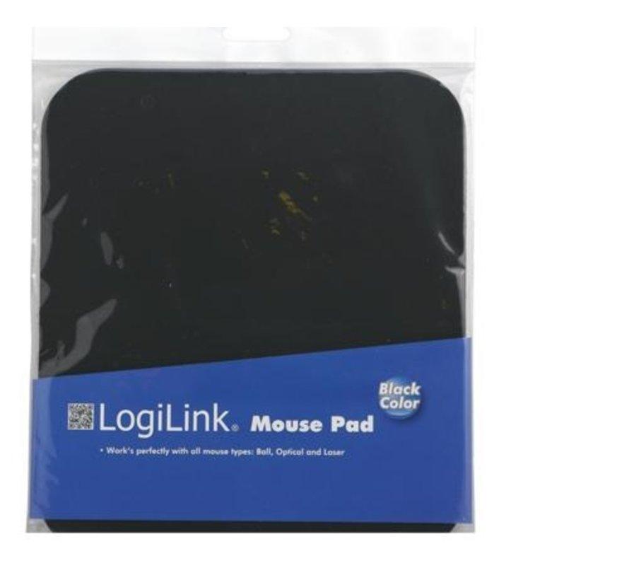 LogiLink ID0096 muismat Zwart