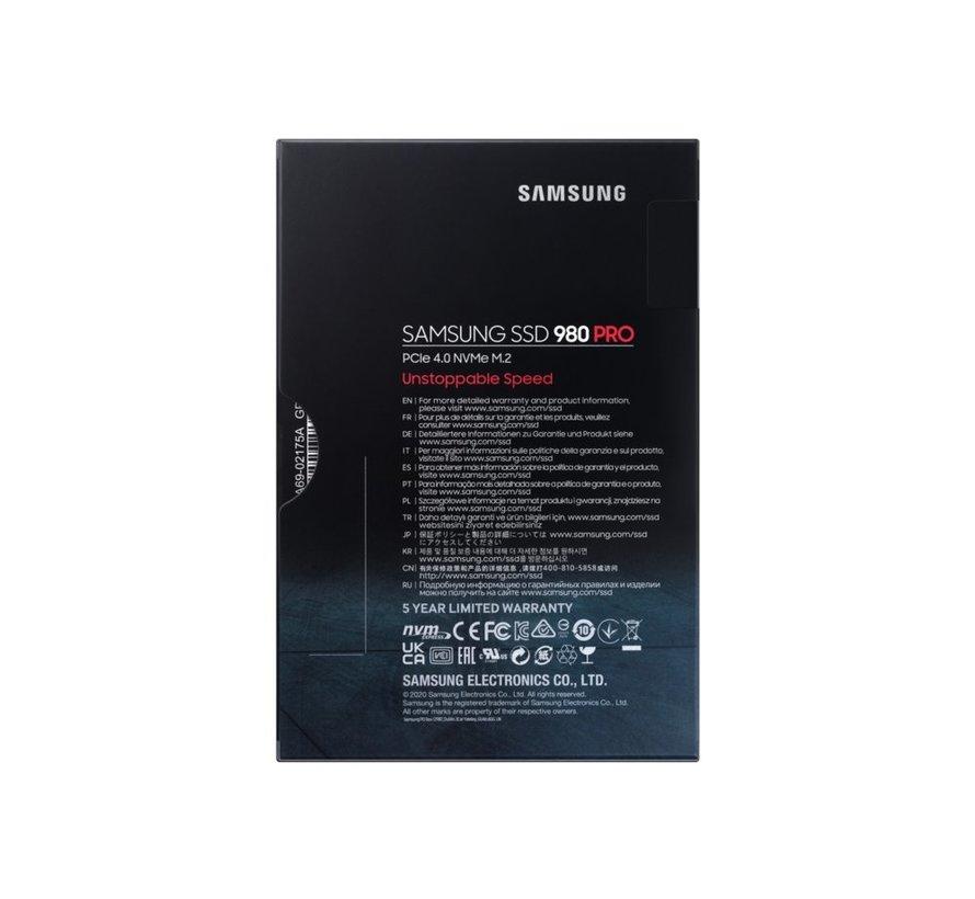 SSD  980 Pro 250GB NVME M.2
