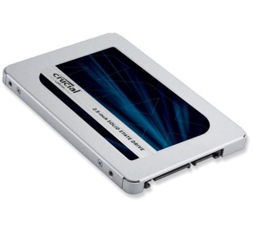 Crucial SSD  MX500 2TB  560MB/s Read 510 MB/s