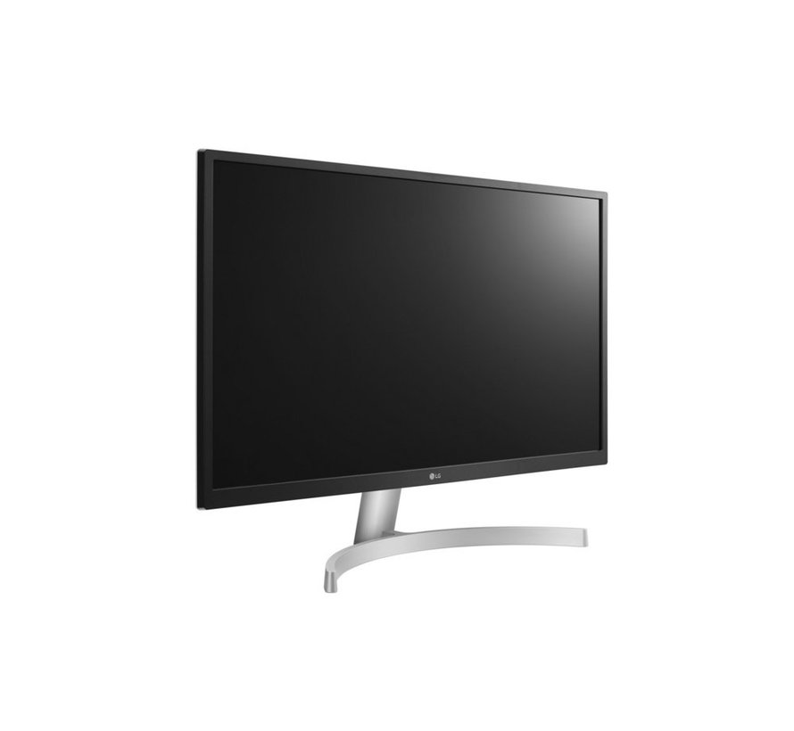 27UL500-W 27inch 4K / DIsplayPort / HDMI / 60Hz