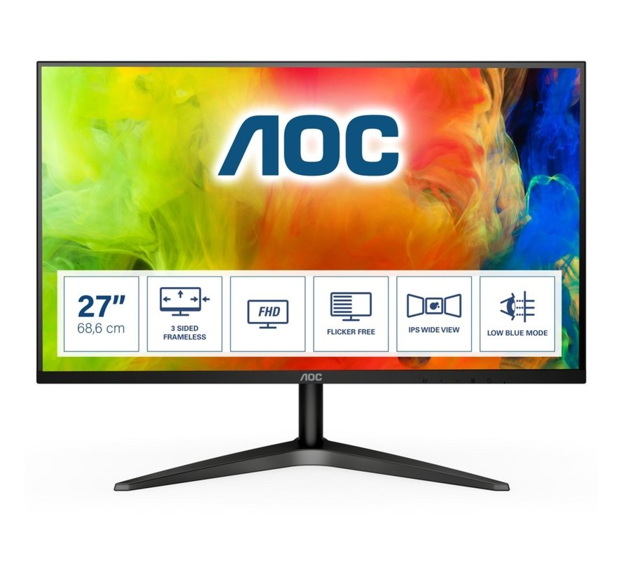 Mon  27B1H / 27inch / F-HD / HDMI / VGA