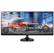"""LG 25UM58-P 25"""" Full HD IPS Zwart computer monitor"""