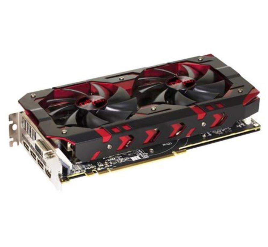 VGA PowerColor Red Dragon AXRX 580 AMD Radeon RX