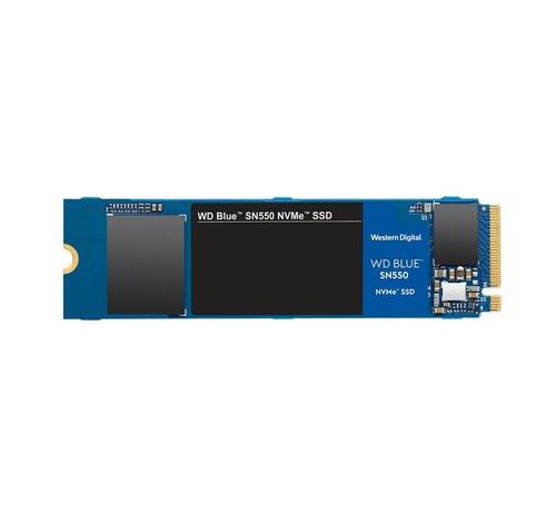 Western Digital HDD WD Blue SN550 NVMe M.2 1 PCI Express 3.0 3D NAND