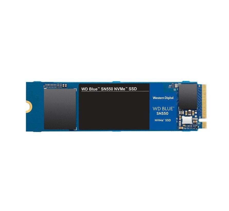 HDD WD Blue SN550 NVMe M.2 1 PCI Express 3.0 3D NAND