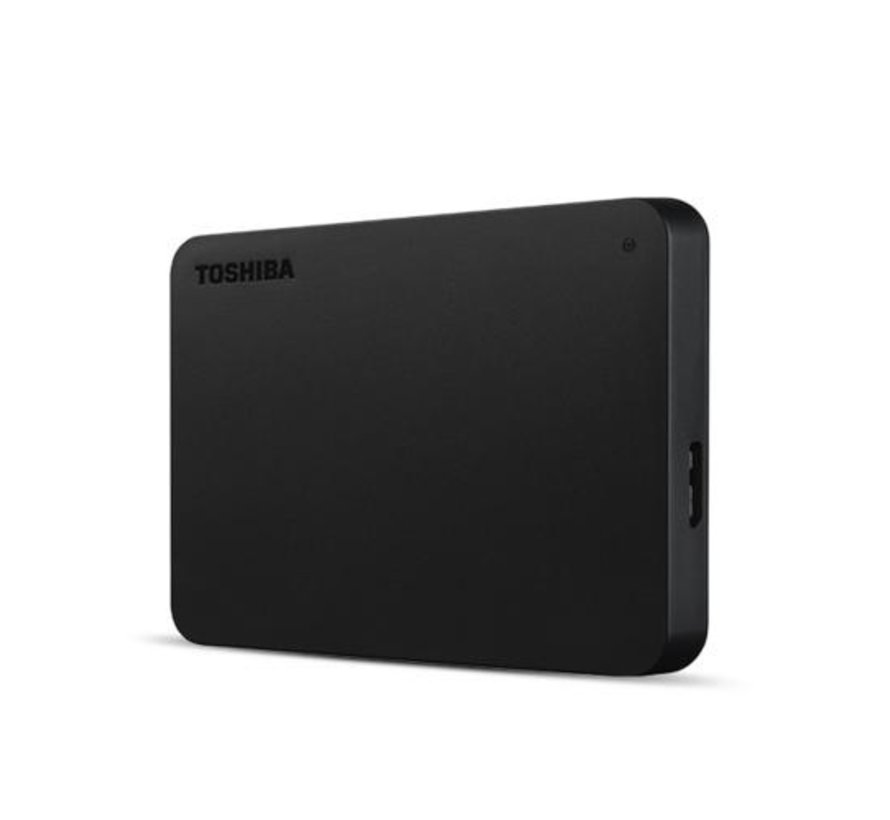 HDD ext.  Canvio Basics 4TB / USB3.0 / 2.5Inch