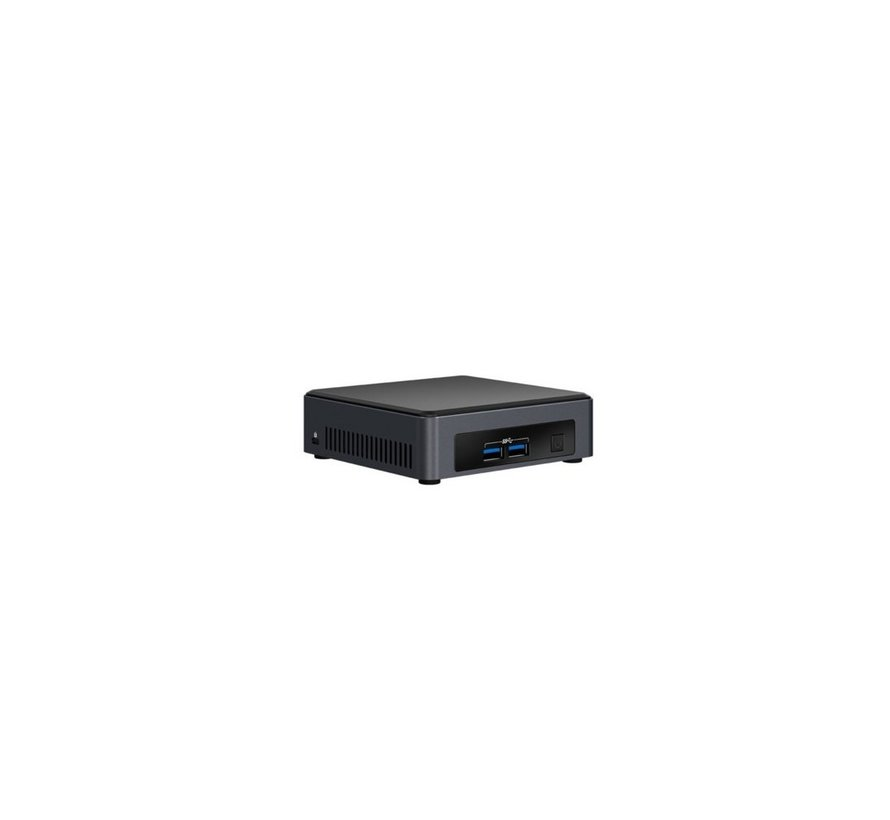NUC BXNUC10I5FNHN   i5-10210U m.2 / 2.5 inch / Black