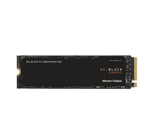 Western Digital SSD WD SN850 M.2 500GB PCI Express 4.0 NVMe