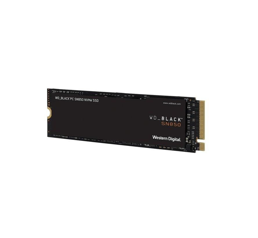 SSD WD SN850 M.2 500GB PCI Express 4.0 NVMe