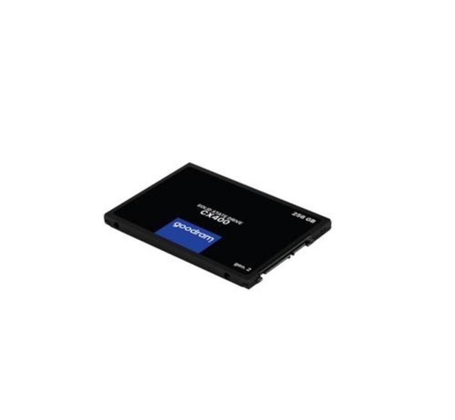 """SSD  CX400 gen2 2.5"""" 256GB SATA III 3D TLC NAND"""