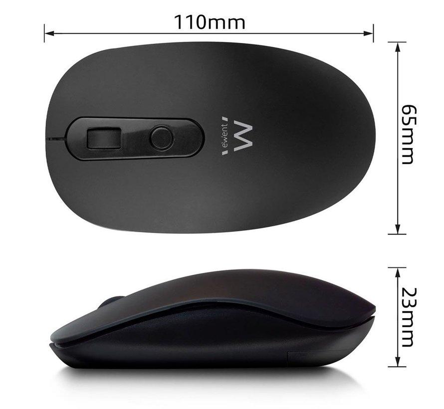 Wireless mouse black Retail