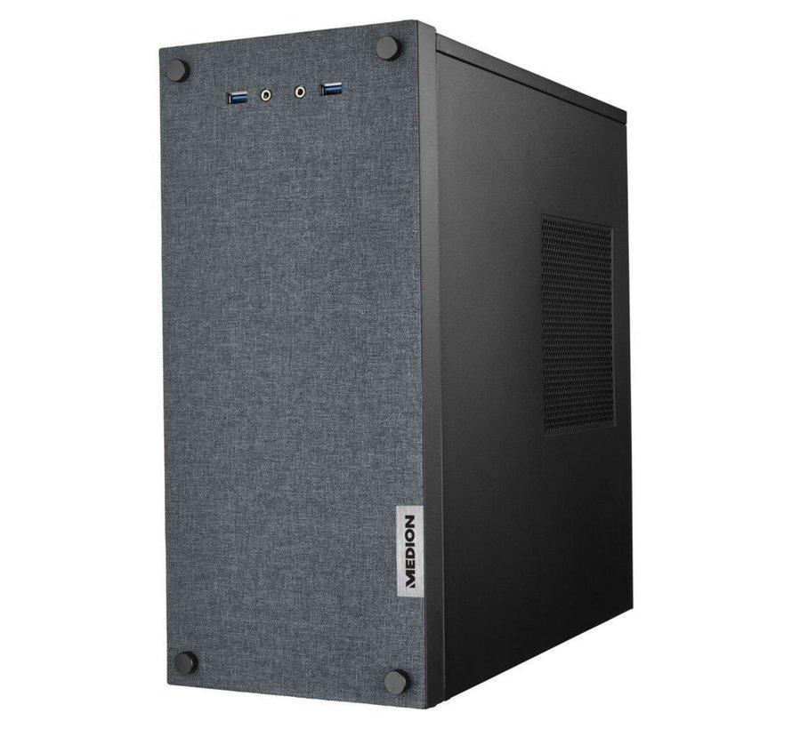 Akoya Desk. AMD Ryzen 5 3400G 8GB  / 512GB SSD /W10