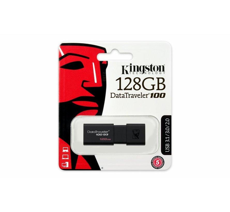 Storage  Data Traveler 100 G3 128GB