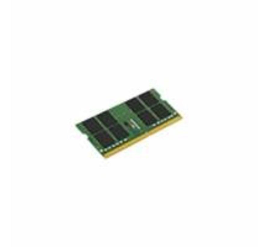 MEM  1x 32GB DDR4 2666 MHz SODIMM