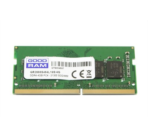 Goodram MEM  4GB DDR4/2666 SODIMM