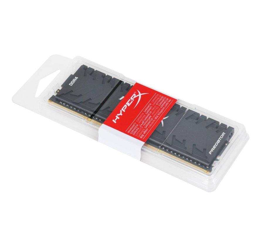 MEM  HyperX Predator 8 GB 1 x 8 GB DDR4 3200 MHz