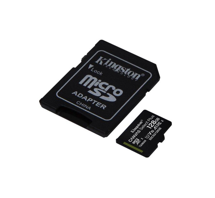 SD  Micro SDXC Technology Canvas Select Plus 128 GB