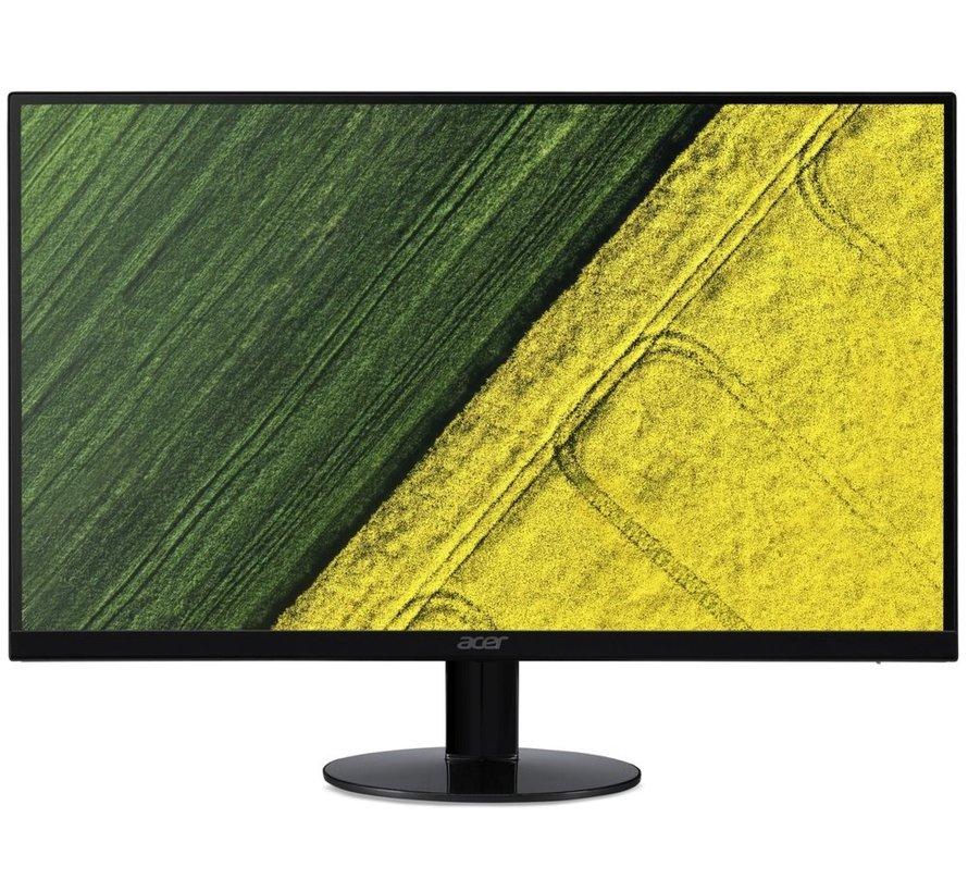 """Mon  SA0 (21.5"""") Full HD / VGA / HDMI / Black (refurbished)"""
