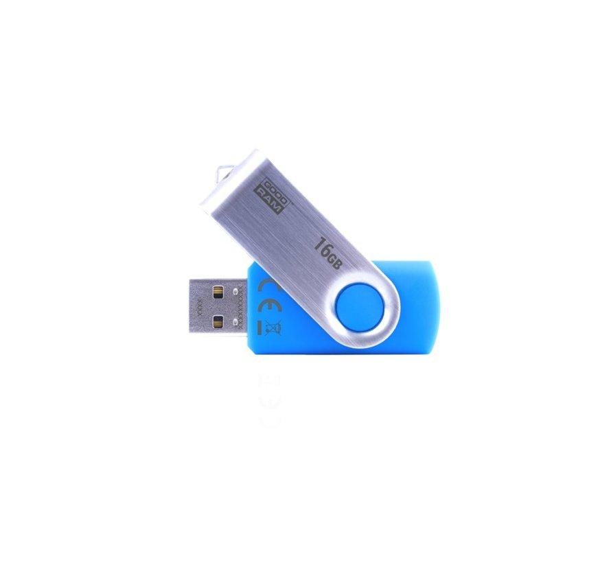 Storage  Flashdrive 16GB USB 2.0 Blue