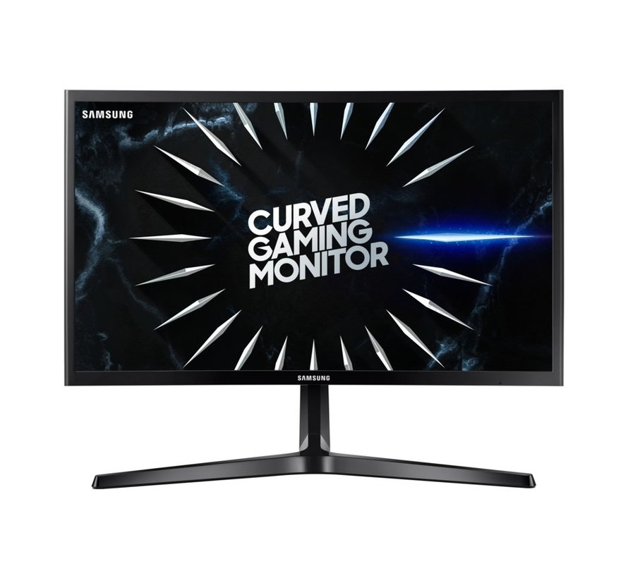 Mon  Curved Gaming 24 inch / HDMI / DP
