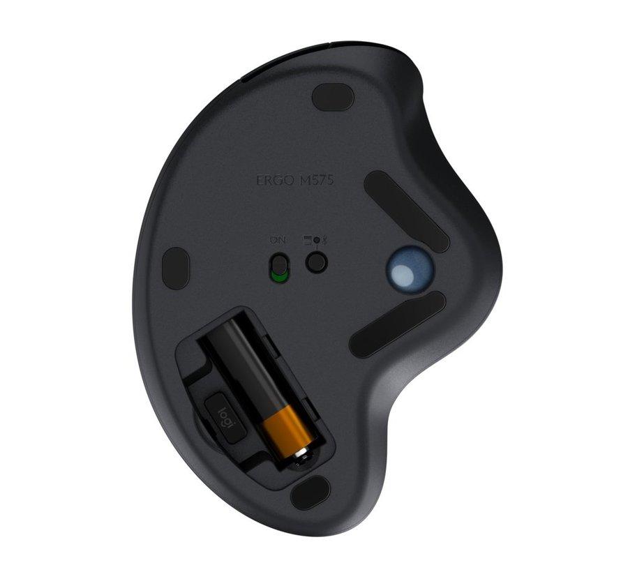 M575 ERGO Draadloze Trackball Muis