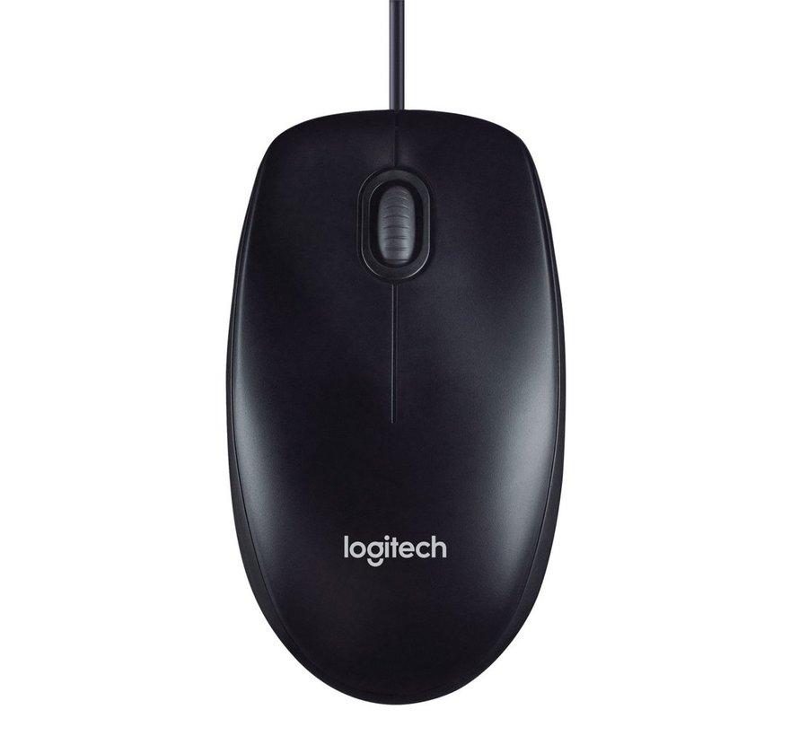 M100 Mouse Black