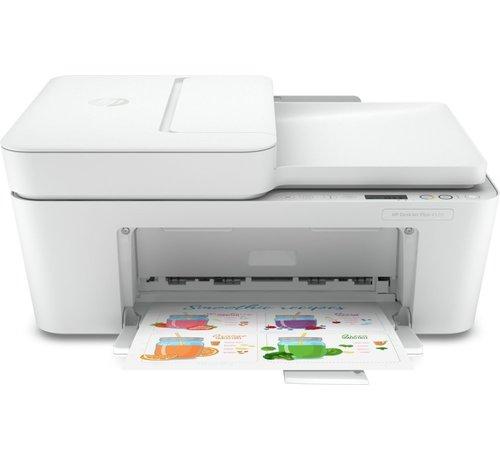 Hewlett Packard HP DeskJet Plus 4120 AIO / WiFi / Auto Doc Invoer / Wit