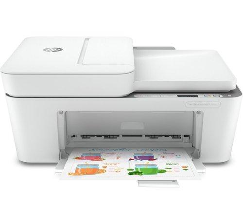 Hewlett Packard HP DeskJet Plus 4120E AIO / WiFi / Auto Doc Invoer / Wit