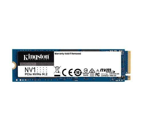 Kingston SSD  Technology NV1 M.2 500GB PCI Express 3.0 NVMe