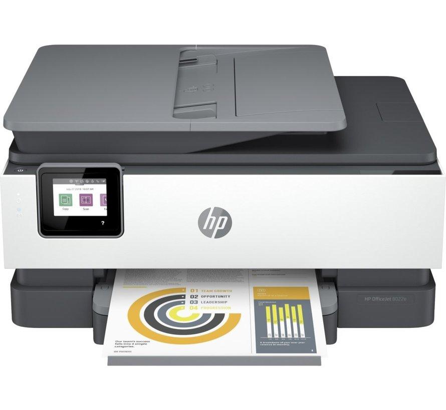 HP OfficeJet Pro 8022e Thermische inkjet A4 Wifi