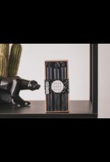 Housevitamin® HV Set van 6 kaarsen/Zwart-2,3x14cm