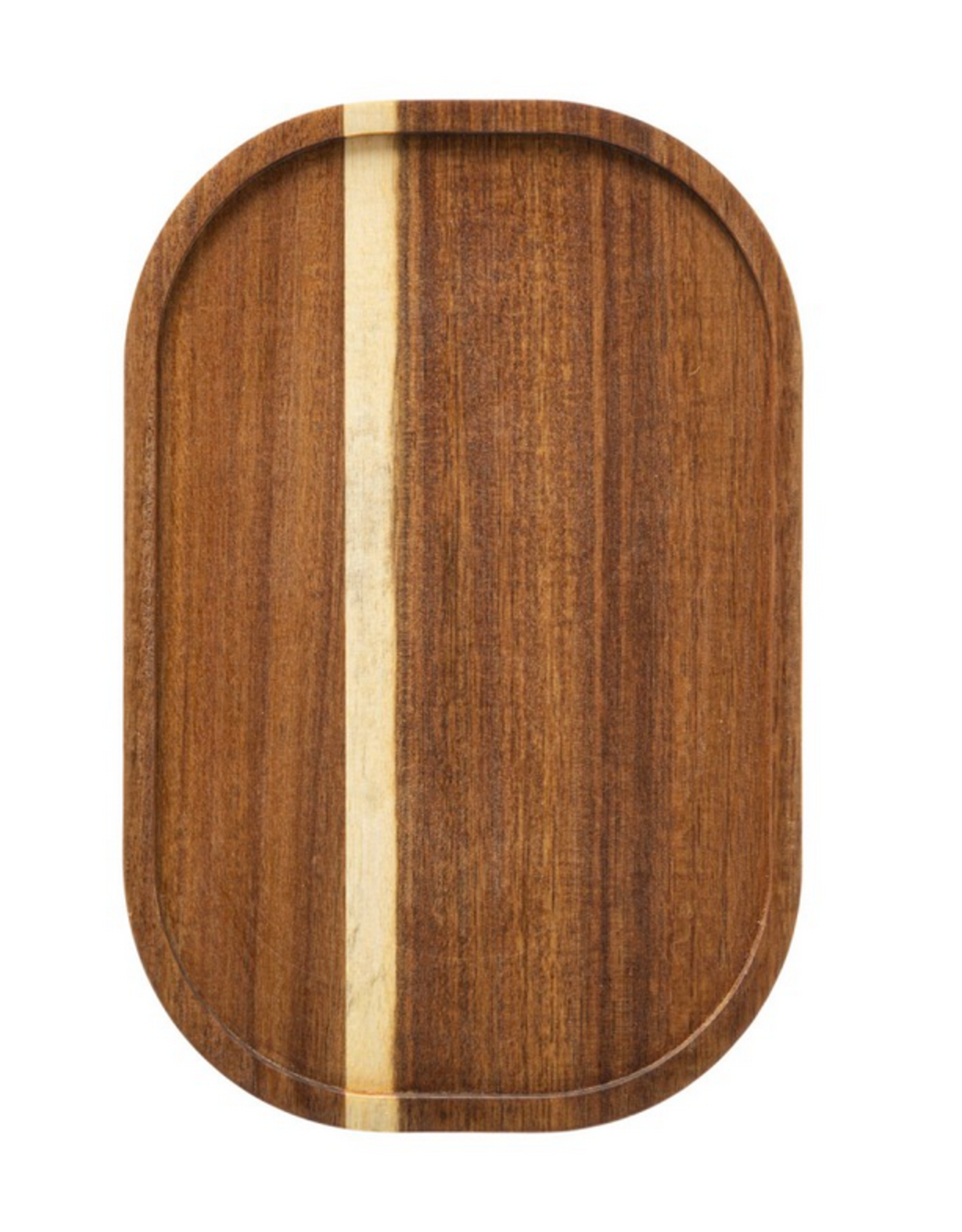 LOFT030 Acacia plank 20 X 30 cm - Bruin/wit