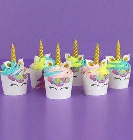 PME PME Cupcake Decoratie Set Unicorn