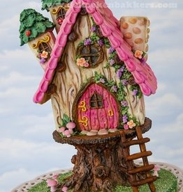 Themaworkshop Gingerbread Fairy House
