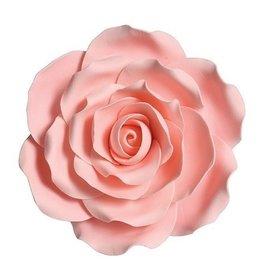 Culpitt Suikerbloem Roos Roze 10 cm