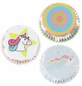 PME Baking Cups Unicorn pk/60
