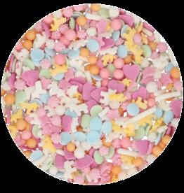 FunCakes Sprinkle Medley - Pastel Unicorn 50g