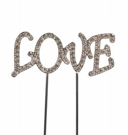 Cake Star Cake Star Cake Topper Diamante Love