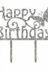 Cake Star Cake Star Cake Topper Happy Birthday