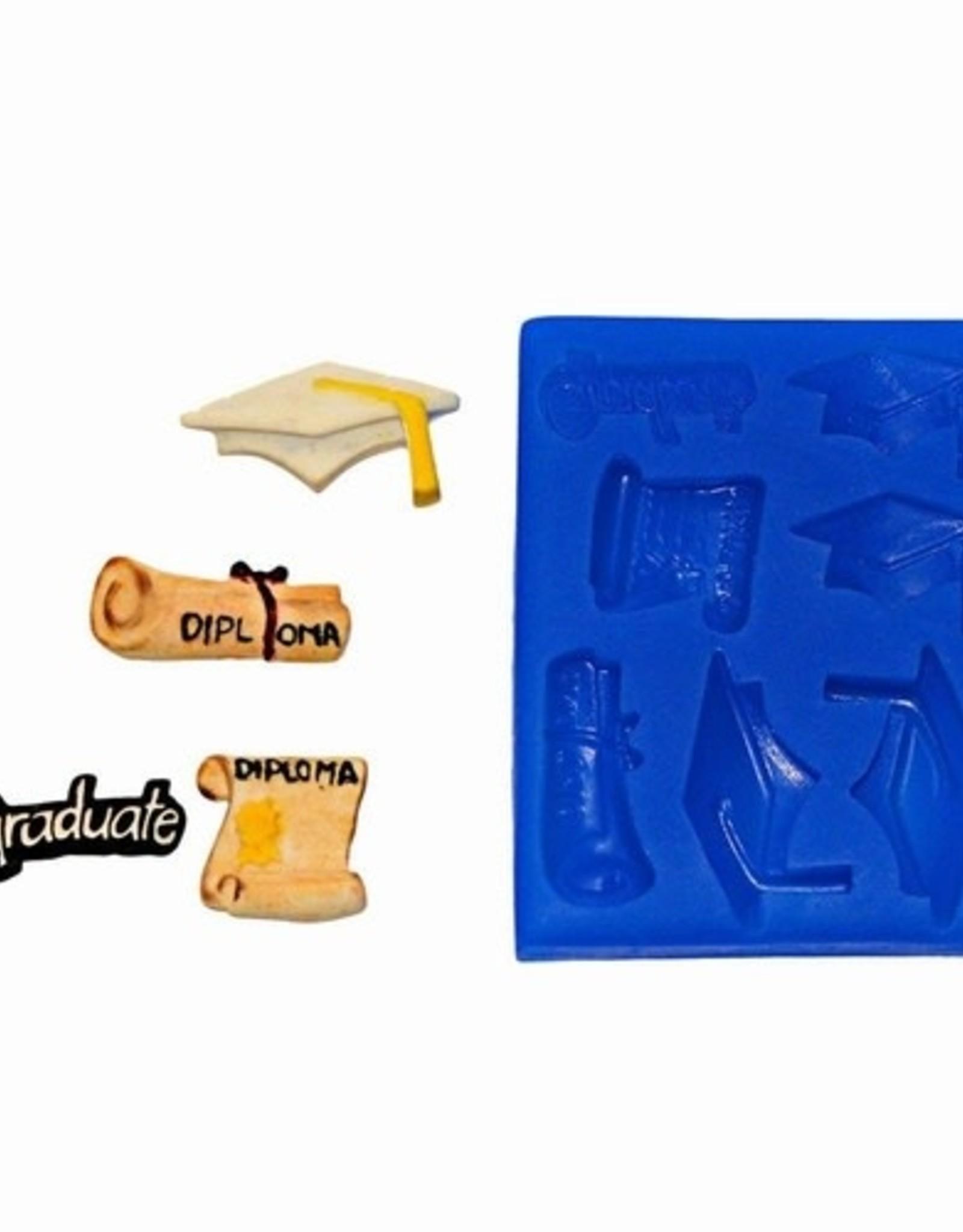 First Impressions Molds First Impressions Molds Graduation Set
