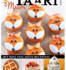 MjamTaart! Taartdecoratie Magazine Herfst 2018
