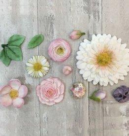 Karen Davies KD - Buttercream Flowers