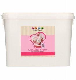 FunCakes Mix voor Enchanted Cream 4,5 kg -Emmer-