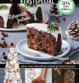 MjamTaart! Taartdecoratie Magazine Kerstspecial 2018