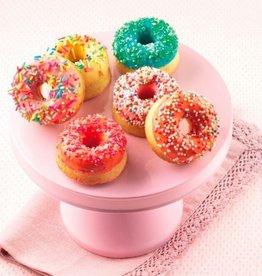 Silikomart Silikomart Silicone Mini Donut Mould