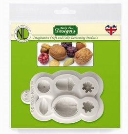 Katy Sue Designs Katy Sue Mould by Nicholas Lodge Nuts & Berries