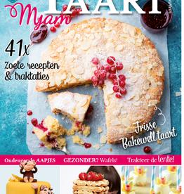 MjamTaart! Taartdecoratie Magazine Voorjaar 2019