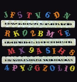 FMM FMM Alphabet & Numbers Tappits Carnival