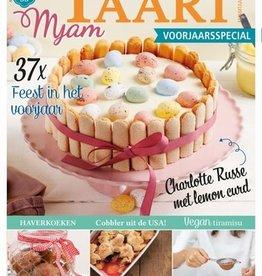 MjamTaart! Taartdecoratie Magazine Voorjaarsspecial 2019