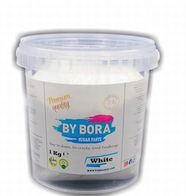 By Bora By Bora Wit - 1kg emmer